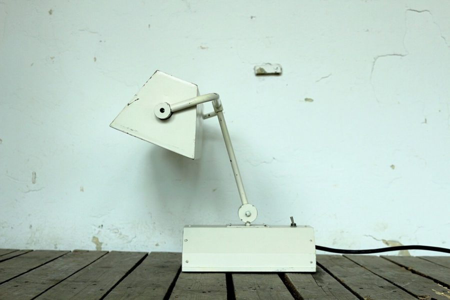 Vintage Medical Desk Lamp